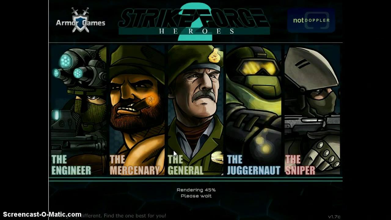 free games strike force heroes 2